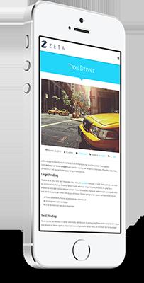 thiet ke website cho mobile